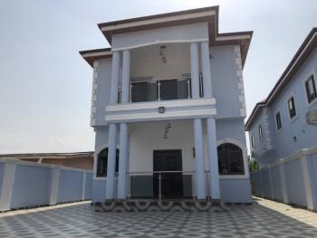 Executive 4 Bedroom Storey House Located at Achimota Mile 7, Mile 7 Road, Achimota, Accra, Terraced Duplex for Sale