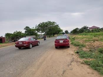 Roadside 10 Plot of Land in Dodowa, Dodowa,ayikuma, Dodowa, Shai Osudoku, Accra, Mixed-use Land for Sale