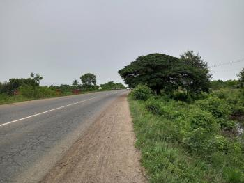 Main Roadside 3plot of Land, Shai Hills on Akosombo Road, Shai Osudoku, Accra, Mixed-use Land for Sale