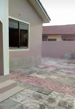 2 Bedroom House at Toll Booth of Kasoa, Near Resurrection Church, Kasoa Toll Booth, Accra Metropolitan, Accra, Semi-detached Bungalow for Rent