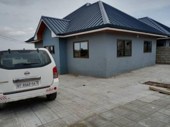 Newly Built 2 Master Bedroom House at Afienya, Afienya, Tema, Accra, Detached Bungalow for Sale