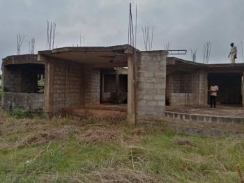 4 Bedroom Uncompleted House, Malejor (legon Club Village), Oyibi, Accra, House for Sale