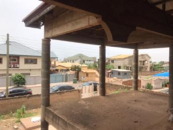 10 Bedroom Semi-detached(5 on Each Side) Uncompleted House, 2 Mins Drive From Baatsona Total, Spintex, Accra, House for Sale