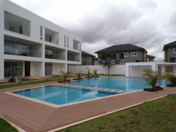 Luxury Unfurnished 4 Bedroom Apartment, Cantonments, Accra, Townhouse for Rent