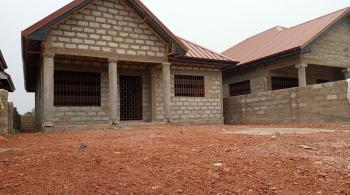 Uncompleted 3 Bedroom House, Oyibi, Accra, Detached Bungalow for Sale