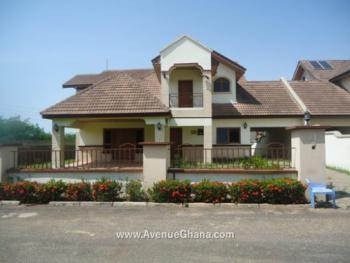 4 Bedroom Estate House, Buena Vista in Sakumono, Tema, Accra, House for Rent