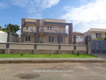 5 Bedroom House with 3 Bedroom Outhouse, Airport Hills, East Airport, Airport Residential Area, Accra, Terraced Duplex for Rent