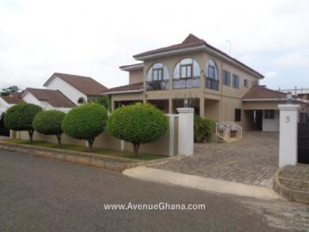 3 Bedroom Estate House, East Airport, Airport Residential Area, Accra, House for Sale