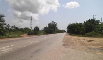 13.21 Acres of Highway Land Available, Supomu Dunkwa, Takoradi-cape Coast N1 Highway, Shama Ahanta East Metropolitan, Western Region, Mixed-use Land for Sale
