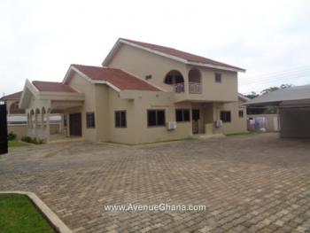 Executive 4 Bedroom House, East Airport, Airport Residential Area, Accra, Detached Bungalow for Sale