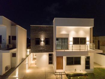 Executive Newly 4 Bedroom with Boys Quarter,security Post, Adjiriganor ( Residential Area), East Legon, Accra, House for Sale