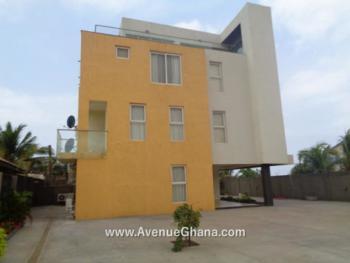 4 Bedroom Furnished Townhouse, South Labadi Estate Near Labadi Polyclinic, South Labadi, Accra, Townhouse for Rent