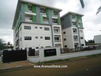 Executive 2 Bedroom Apartments, Near Golf Club, Dzorwulu, Accra, Flat for Rent